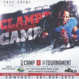 Clampz Camp & City of Pahokee