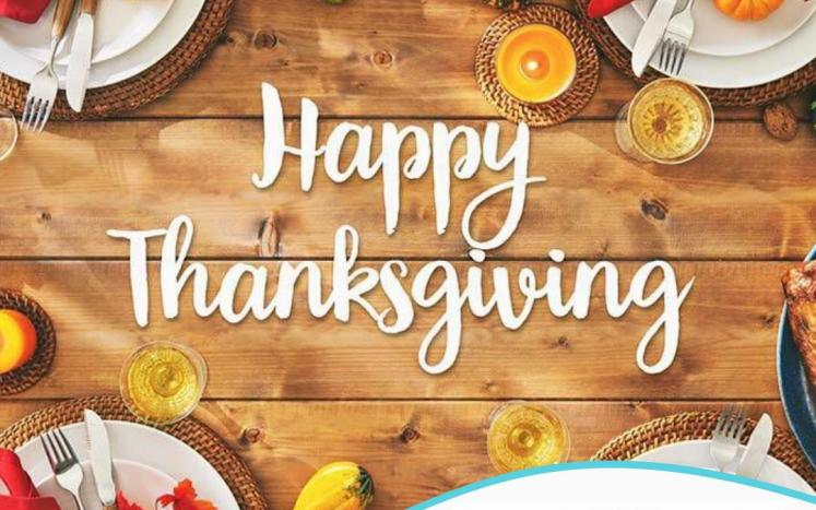 Have a Safe Thanksgiving 2020